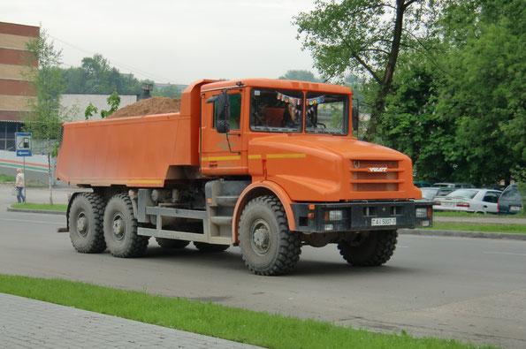 Самосвал 652511