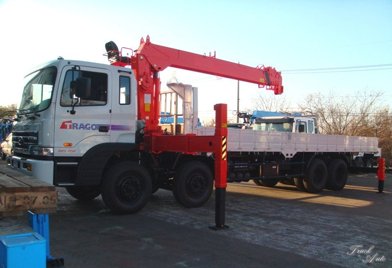 Cargo 8x4