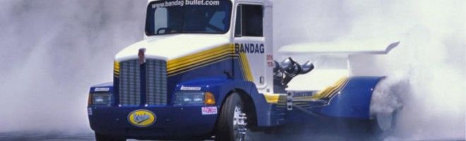 T400 Bandag Bullet
