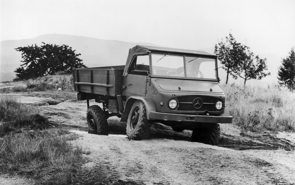 Unimog S404