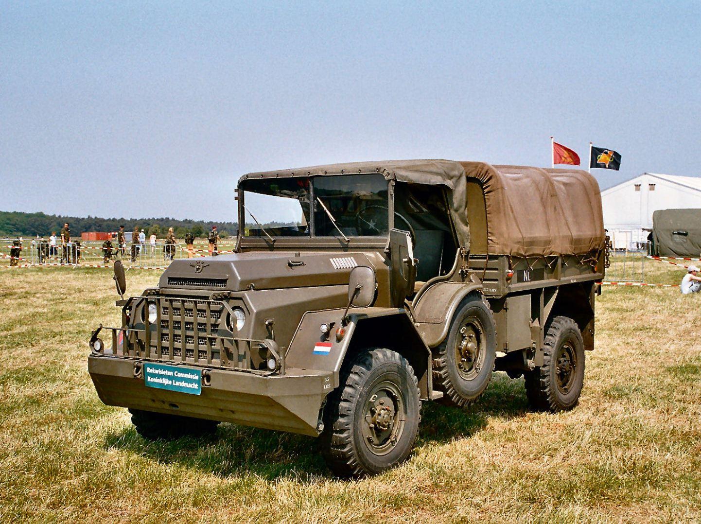 Британские военные авто фото