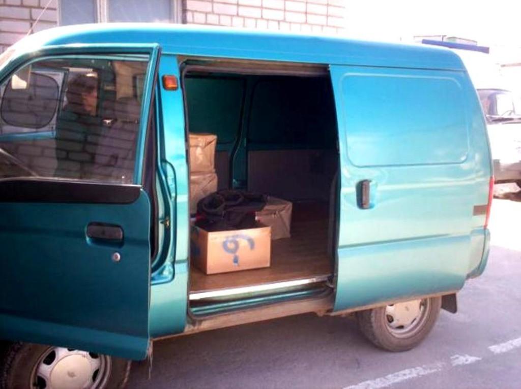 6350 Cargo VAN