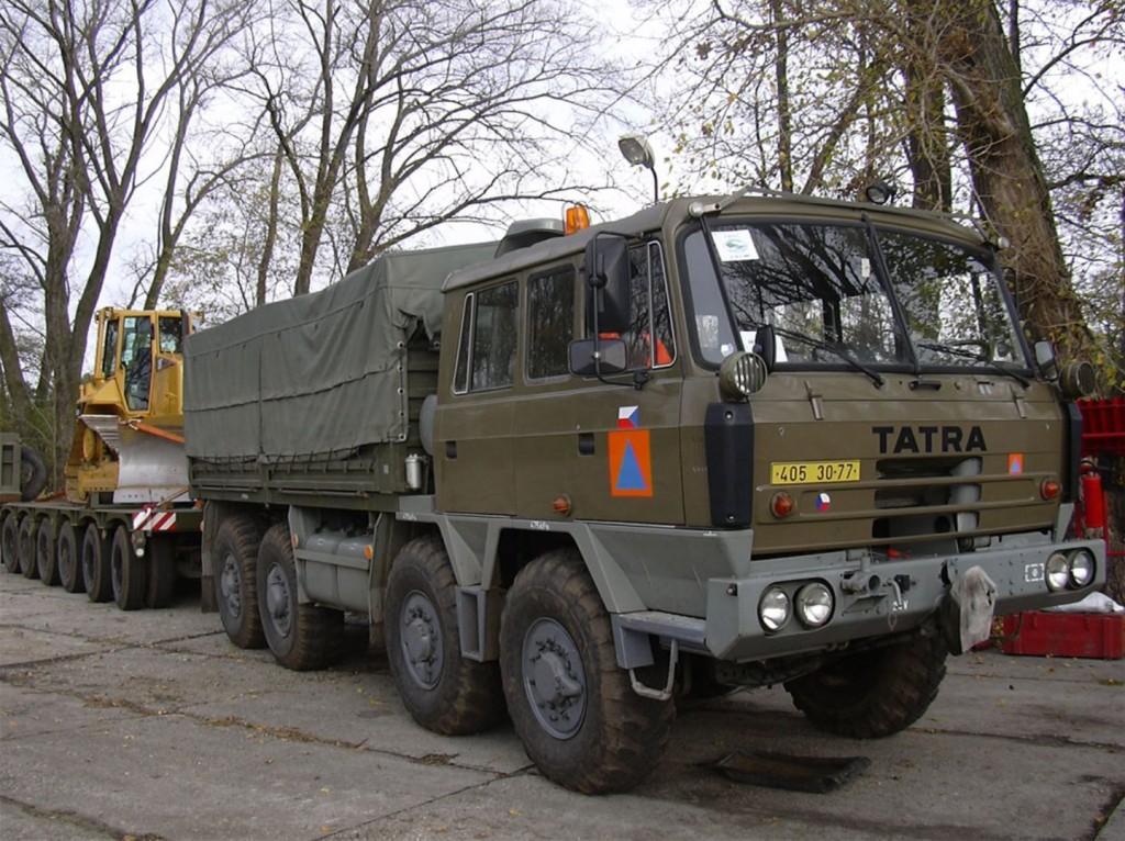 T815 Forces