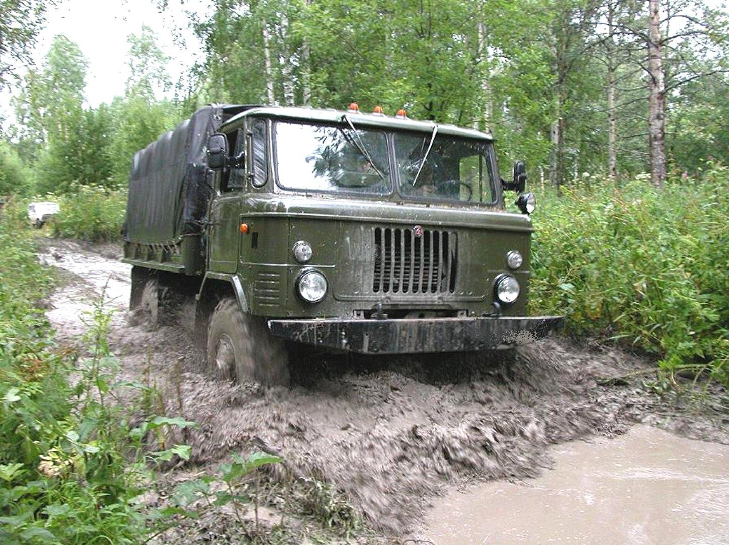 Обои truck, грузовой, повышенной, проходимости, автомобиль. Автомобили foto 14