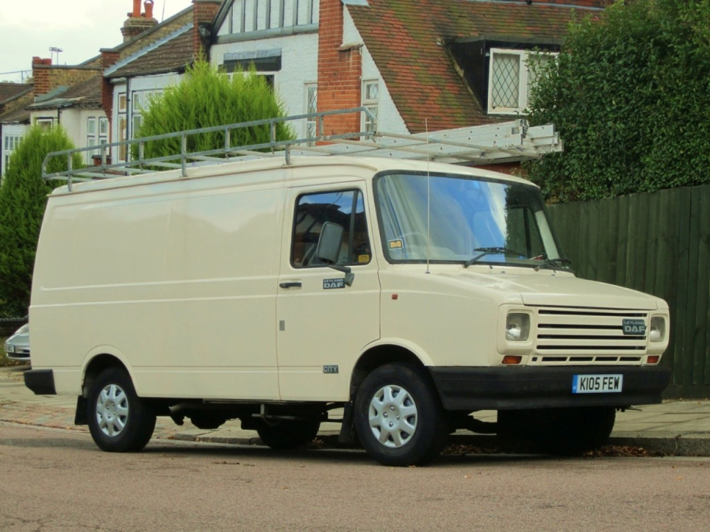 Leyland 400