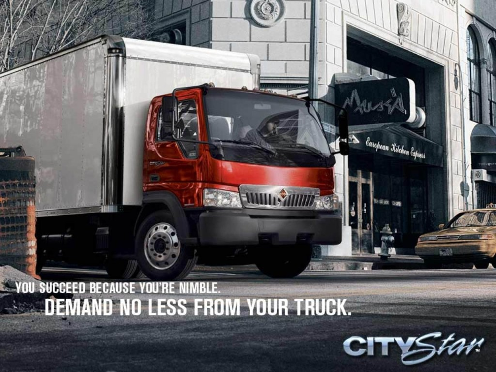CityStar CF500/CF600