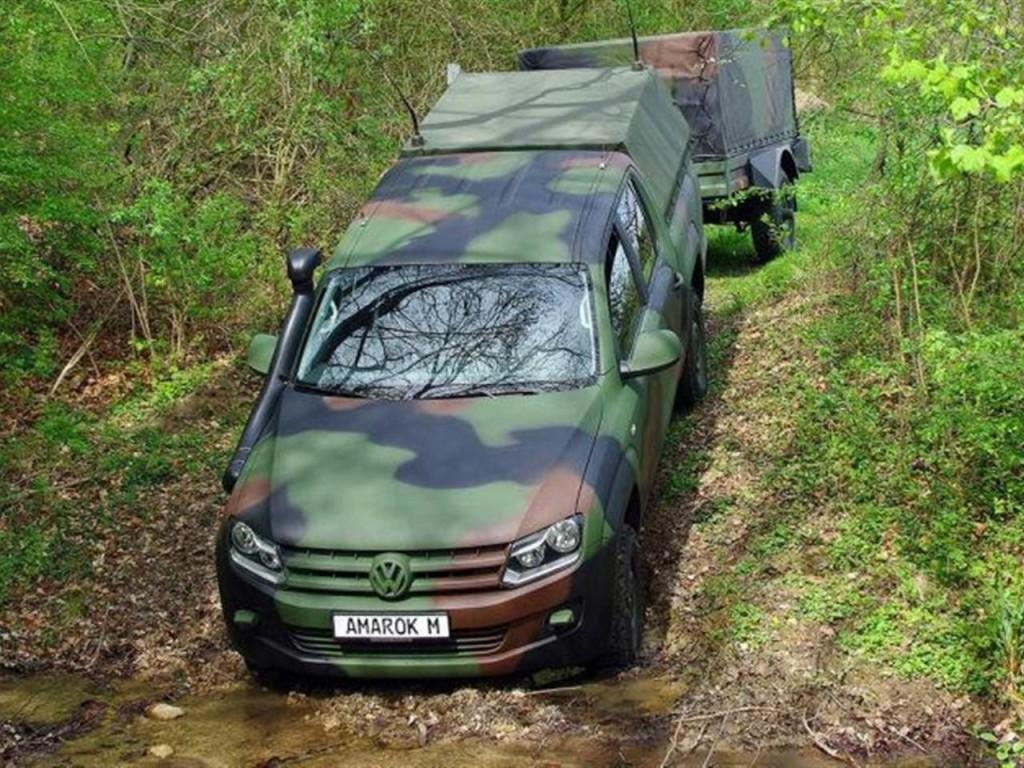 Amarok Military