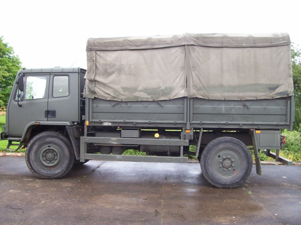 DAF T244 GS
