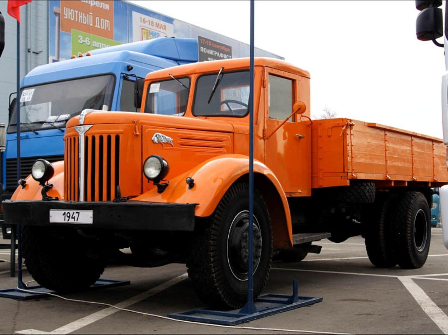 фото старых моделей грузовиков маз сортовые фиалочки