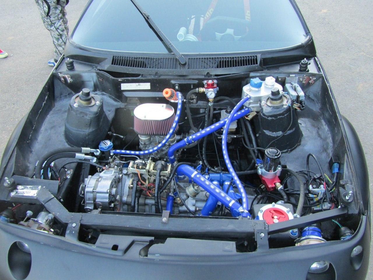 Роторный двигатель ВАЗ-415