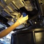Замена масла в акпп Honda CR-V