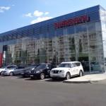 Автосервис Nissan