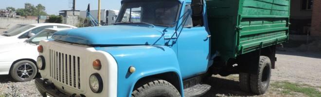 Самосвал ГАЗ-53