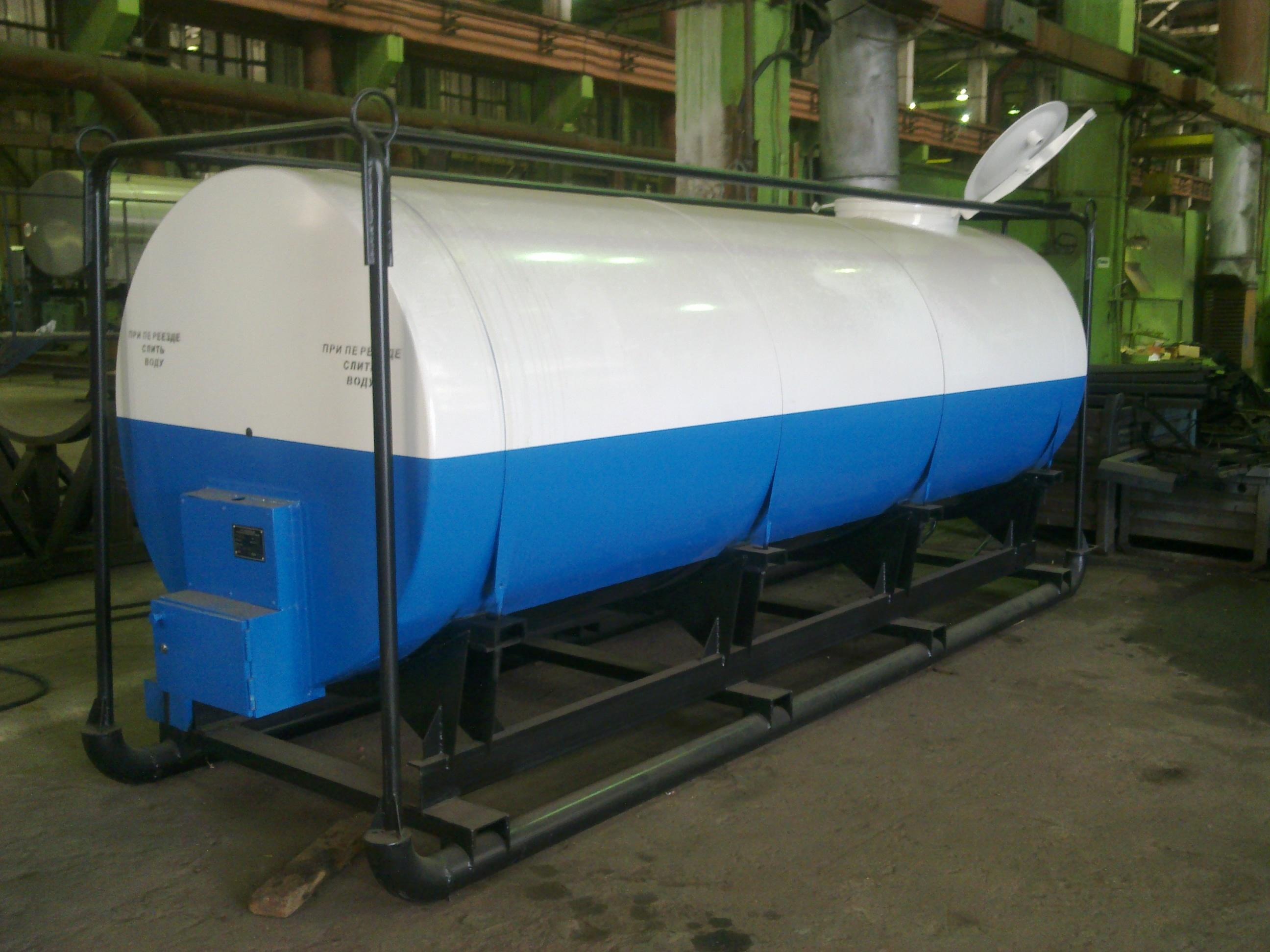 Цистерна для хранения воды