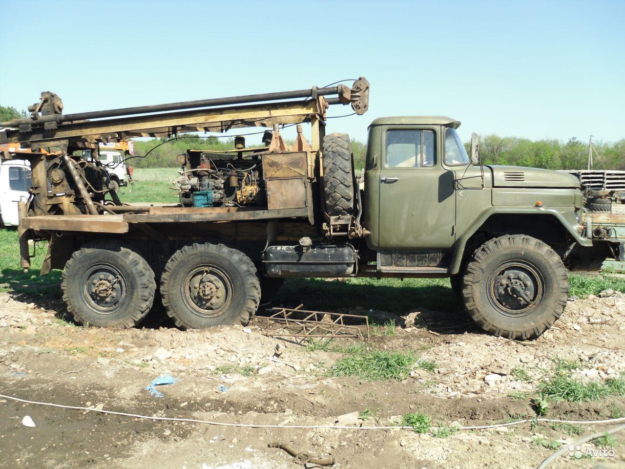 Урал-4320 с ПБУ-2