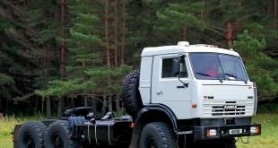 Седельный тягач КамАЗ-44108