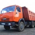 Самосвал КамАЗ-65115