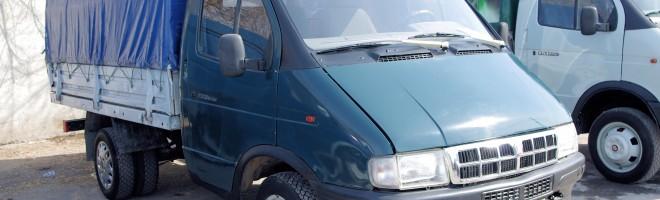 Автомобиль ГАЗ-3302