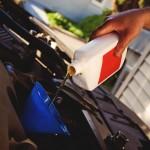 Технология замены моторного масла в Nissan