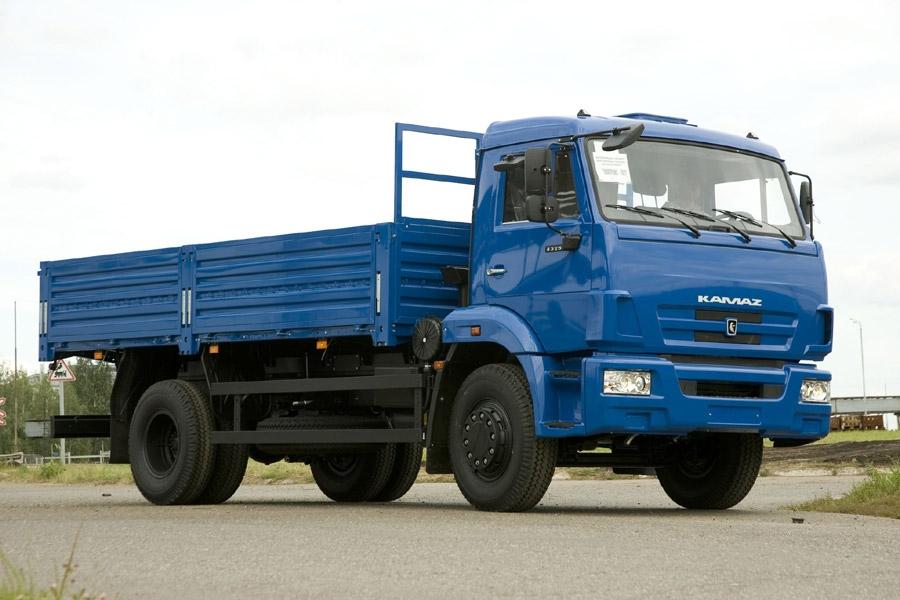 Где купить новый и б/у КамАЗ -43118?
