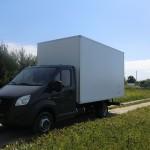 Какая в России цена изотермического фургона на базе ГАЗ-3302?