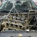 Как осуществляется ремонт двигателя Mazda 6?