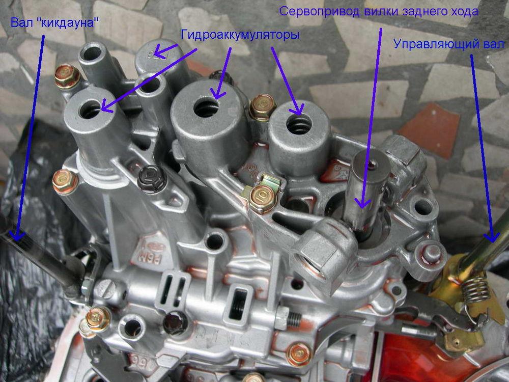 Как сделать ремонт АКПП Honda?