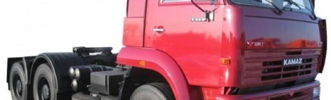 Где купить седельный тягач КамАЗ-6460-001-63?