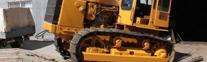 Характеристики тракторов Т-130 и Т-170