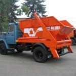 Цена на автомобиль мусоровоз ЗИЛ-433362