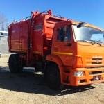 Технические характеристики мусоровозов КО-440-7