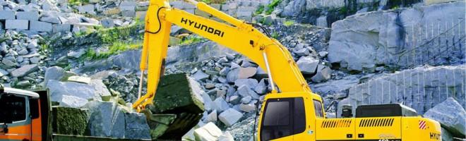 Где можно купить гусеничный экскаватор Hyundai R450LC-7 по хорошей цене?