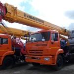 Где купить автокран Ивановец на 25 тонн на базе МАЗ или КамАЗ?