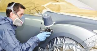 Как провести покраску автомобиля акриловой краской своими руками?