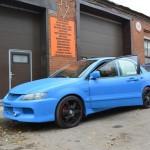 Как проходит покраска авто с использованием Plasti Dip?