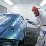 Какой необходим инструмент для покраски автомобиля своими руками?