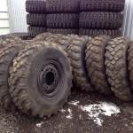Где можно купить шины на Урал-4320?