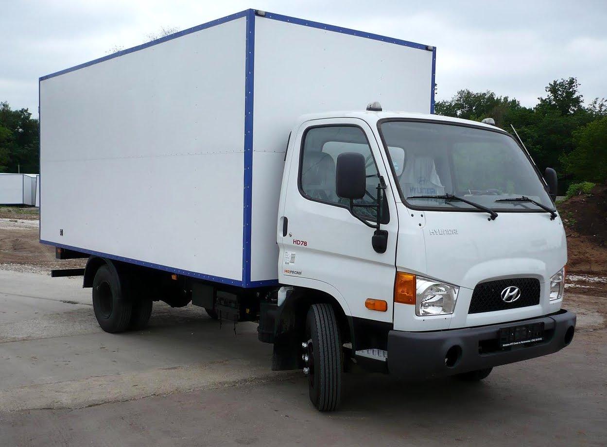 Отзывы от владельцев спецтехники на базе Hyundai HD 78