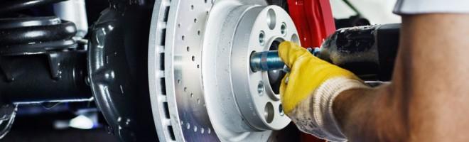 Как осуществляется ремонт тормозных дисков?