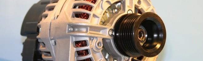 Технология ремонта генератора Ford Focus II