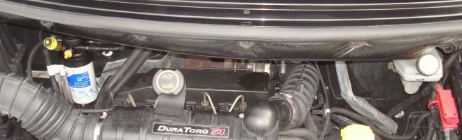 Технология ремонта двигателя Ford Transit