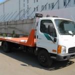 Технические характеристики эвакуаторов Hyundai HD 78