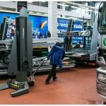 Правильная регулировка развал схождения грузовых автомобилей