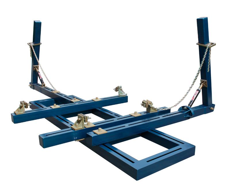 Стапель для кузовного ремонта: назначение, цена и где можно купить