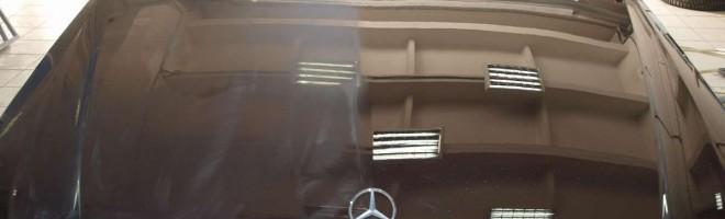 Профессиональная полировка кузова автомобиля