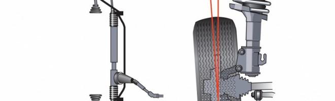 Как правильно отрегулировать развал схождение на Ford Focus 2?
