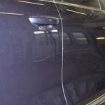 Ремонт и удаление глубоких царапин на кузове автомобиля