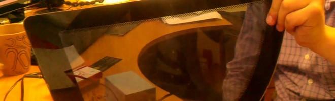 Автомобильные стекла с регулируемой тонировкой