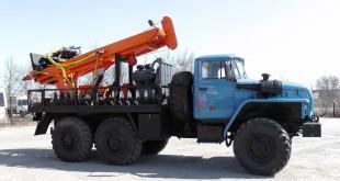 Где купить буровую установку ПБУ на базе Урал?