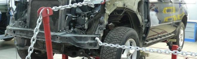 Где осуществить качественный кузовной ремонт в Тюмени?